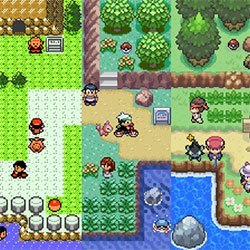 Click Pokemon X and Y