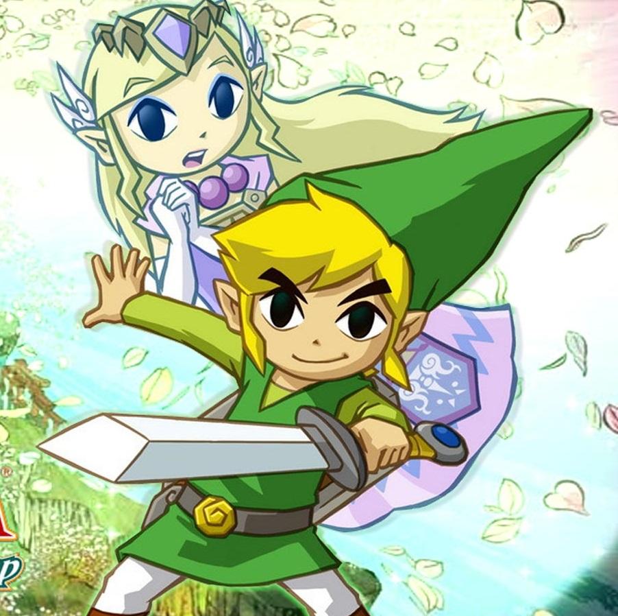 Gameboy color emulator online - Pokemon Leaf Green The Legend Of Zelda The Minish Cap