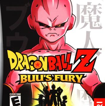 dragon ball fury