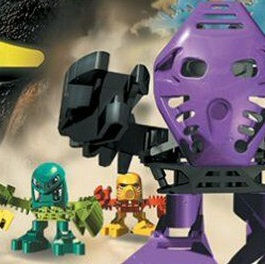 Lego Bionicle Play Game Online