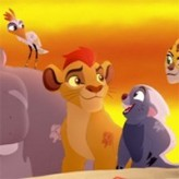 the lion guard: assemble