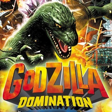 domination controller instructions Godzilla