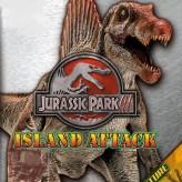 jurassic park iii - island attack