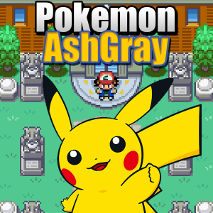 Pokemon rom hacks download pokemon ash gray 2016