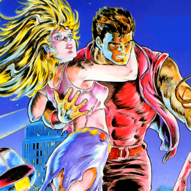 play double dragon 2 online