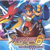 mega man battle network 6 - cybeast falzar