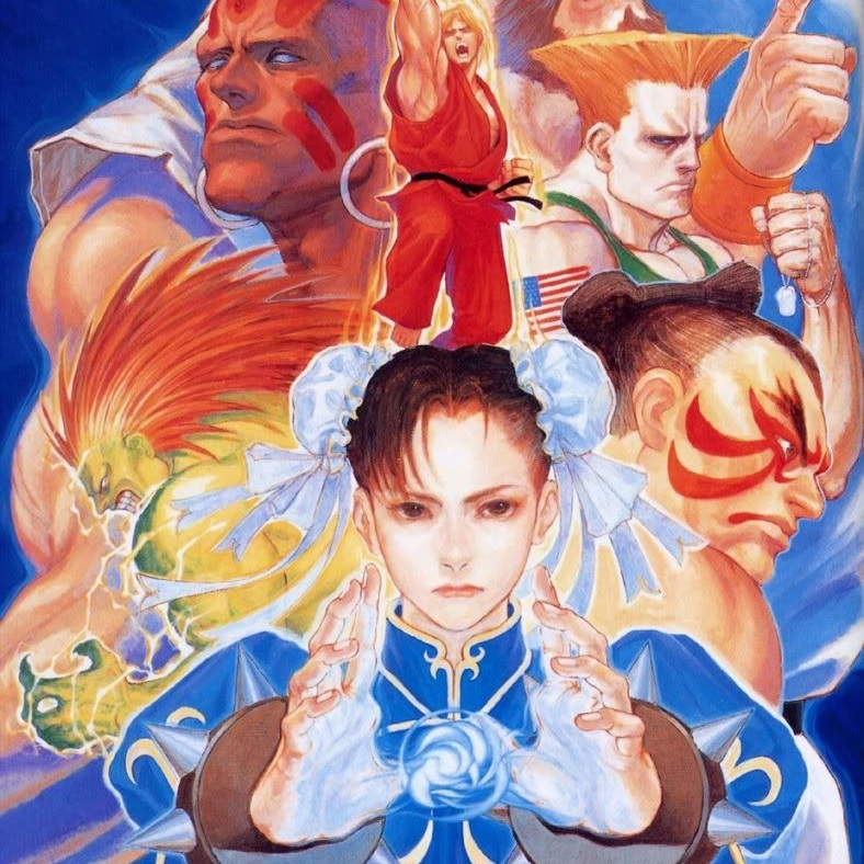 free online games street fighter 2