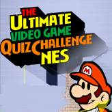 the ultimate video game quiz challenge - nes