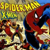 spider-man and x-men - arcade's revenge