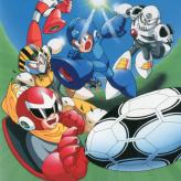 megaman's soccer