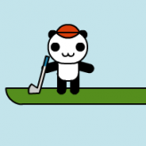 panda golf