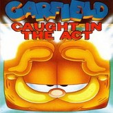 garfield - caught in the act