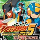 mega man battle network 5 - team colonel