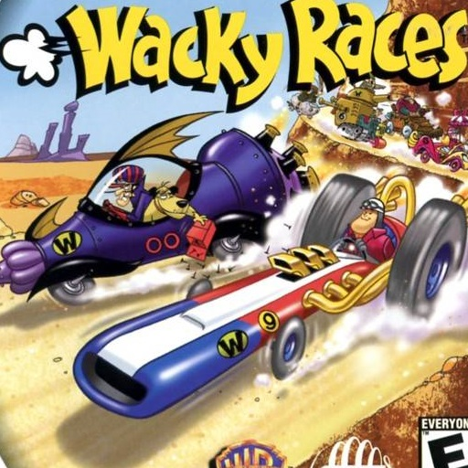 wacky races play game online