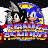 sonic the hedgehog & ashuro