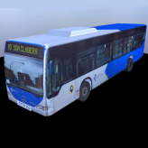 big busdriver parking 3d