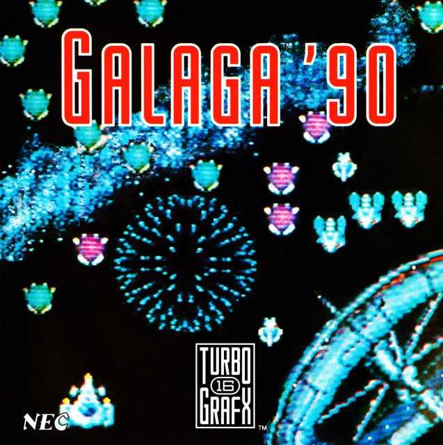 galaga 88 snes