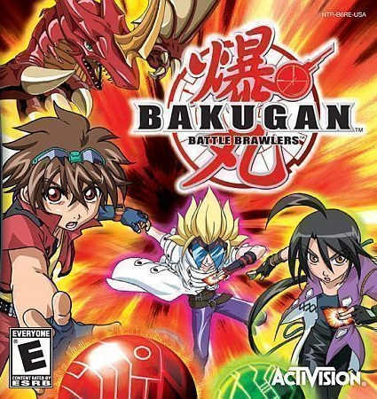 all bakugan games