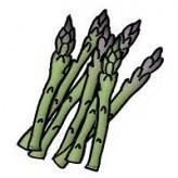 enjoy your asparagus