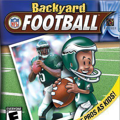 Backyard Football Video Game backyard football - play game online