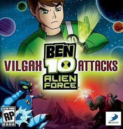 ben 10 alien force vilgax attacks pc gratuit