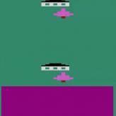 galaga: river raid clone