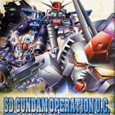 sd gundam: operation u.c