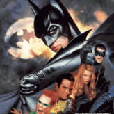 retro batman forever