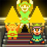 legend of zelda: triforce power