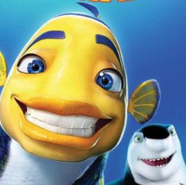 2 in 1: shrek 2 & shark tale