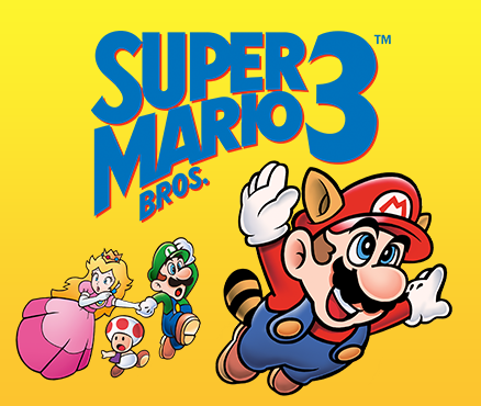 Play Super Mario Bros 3 on NES - Emulator Online