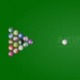 billiards pool game