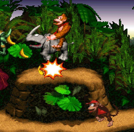 donkey kong country free online game