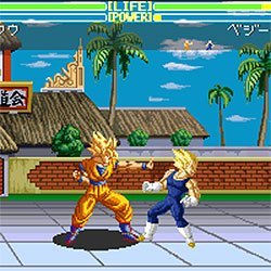 Dragon Ball Fighting 3 Game - Play online at Y8.com