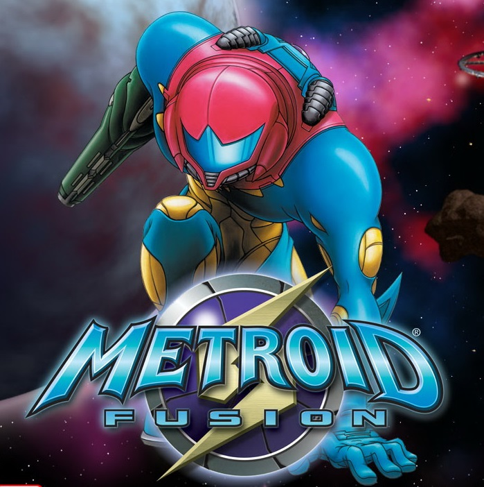Play Metroid Fusion On GBA