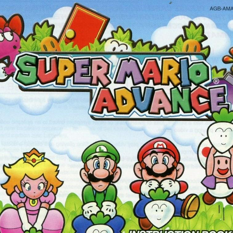 Play Super Mario Advance on GBA - Emulator Online