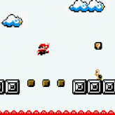 super mario land color