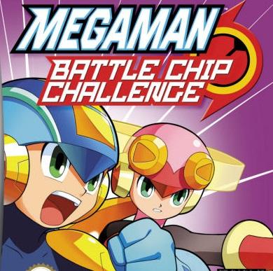Play Megaman Battle Chip Challenge on GBA - Emulator Online