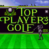 top player's golf