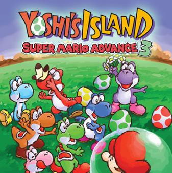 super mario world 2: yoshis island rom