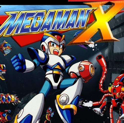 megaman x rom