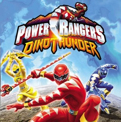 Power Rangers Dino Thunder - Play The Game Online 4 Free