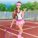 barbie tennis
