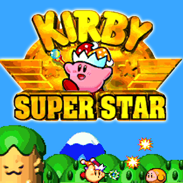 Rare Super Nintendo Kirby Super Star 8 Games In One! SNS ...