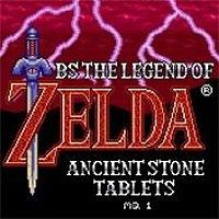 legend of zelda stone tablets