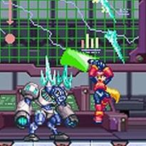Play Mega Man Zero 3 on GBA - Emulator Online
