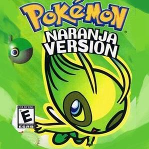 Pokemon naranja rom download zip