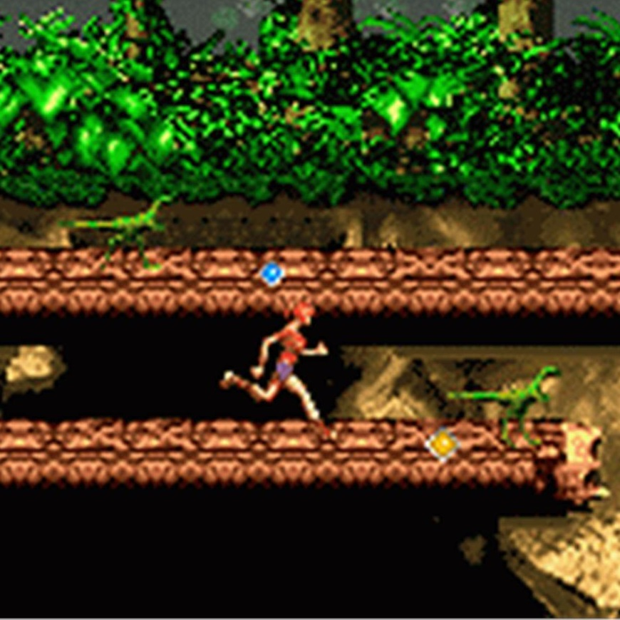 Play Jurassic Park Iii The Dna Factor On Gba Emulator