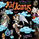kid icarus - angel land story