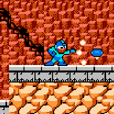Play Mega Man on NES - Emulator Online